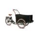 Velo Emeraude - Location et vente de triporteur electrique 26 capacite de transport 4 enfants