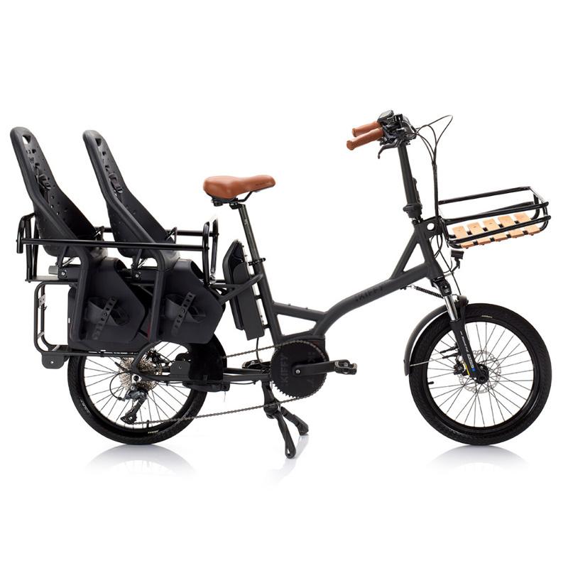 Vélo électrique cargo kiffy