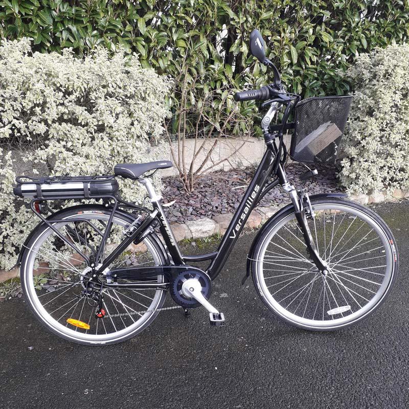 Vélo Emeraude- vente vélo électrique Versailles