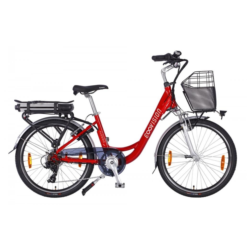 Vélo électrique E-vision Alegria - location et vente