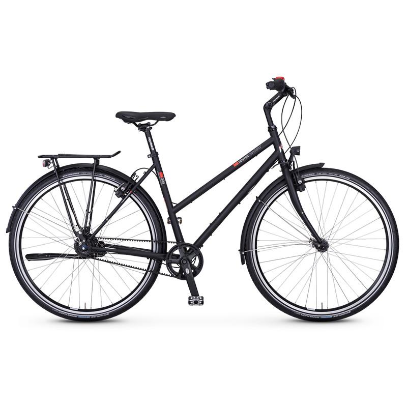 vélo randonnée t300 vélo émeraude Saint-Malo